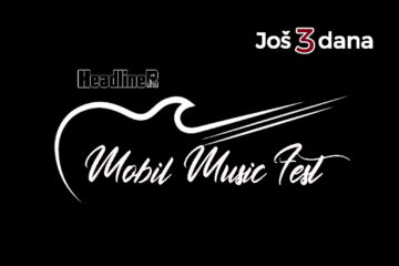 Mobil Music fest, još 3 dana
