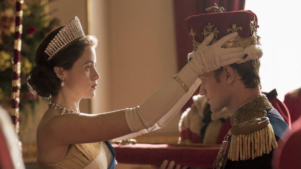 The Crown/Photo: promo