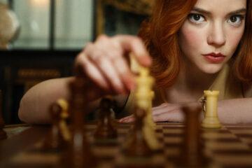 The Queen's Gambit/printscreen