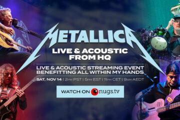Metallica, promo