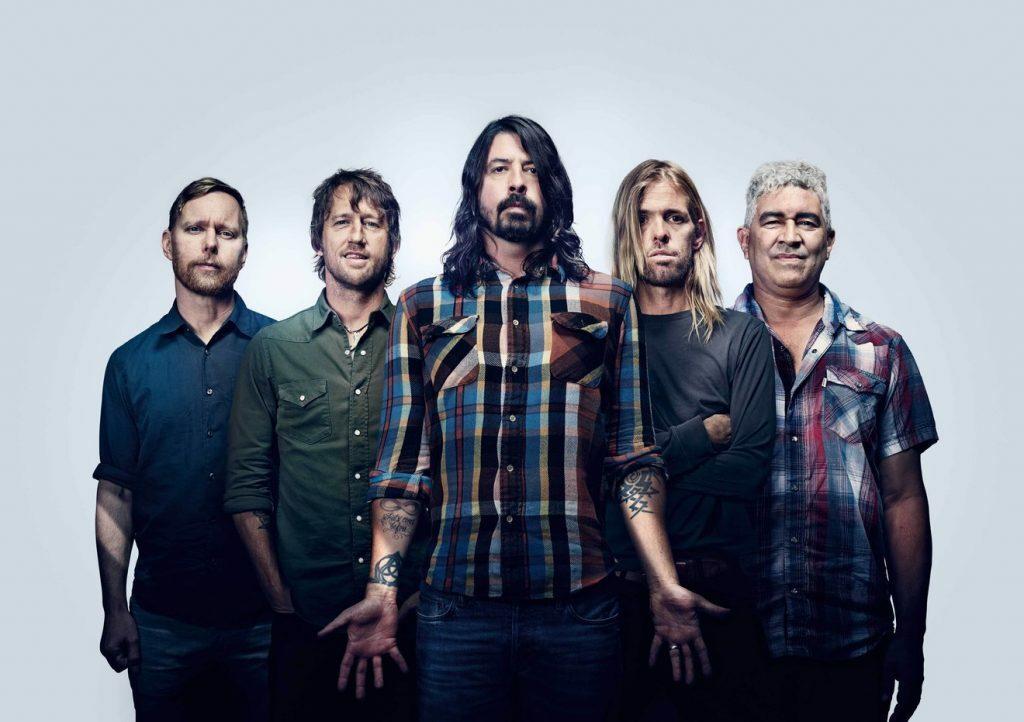 Foo Fighters/Photo: Promo