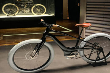 Photo: Harley-Davidson Serial 1 e-bike