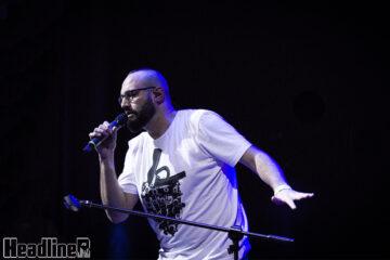 Marko Louis (Kombank dvorana)/ Photo: AleX
