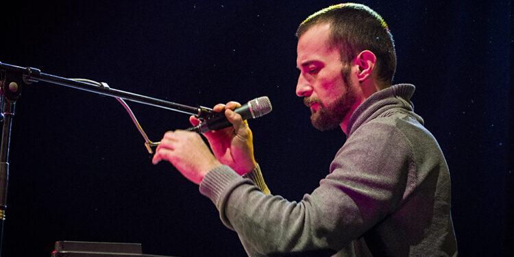 Dragan Ćalina (Di Luna All Stars Blues Band, Dom omladine Beograda)/ Photo: AleX