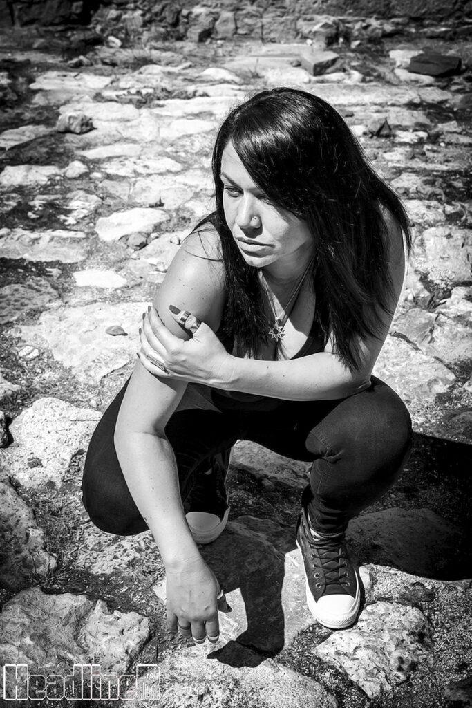 Ljiljana Zdravković/ Photo: AleX