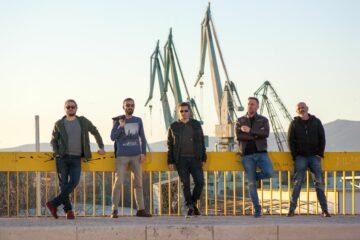 Šetači/ Photo: Thomas Krstulović (promo, Dallas Records)