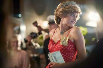Ema Korin kao princeza Dijana/Photo: promo