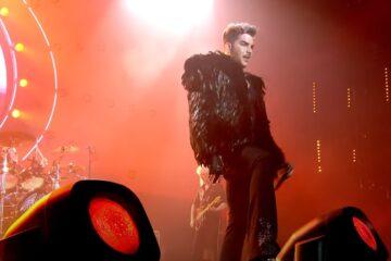 Adam Lambert/Photo: YouTube printscreen
