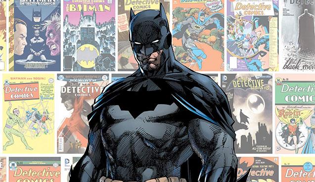 Batman/Ilustracija: Detective Comics