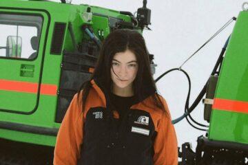 Lorde/Photo: facebook@Lorde
