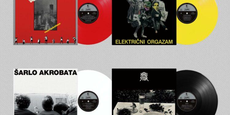 Croatia Records/Jugoton