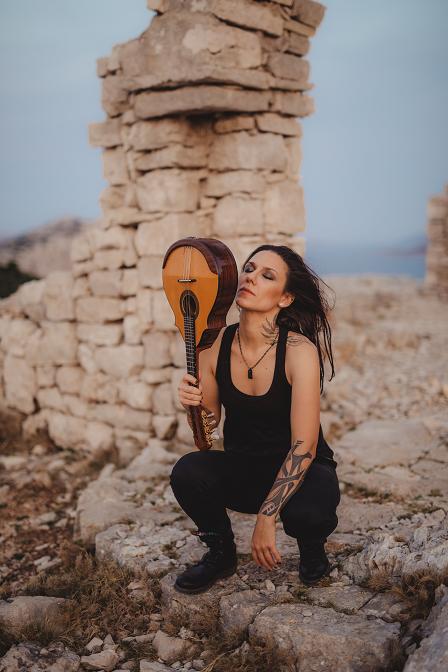 Sanja Vrančić/Photo: Liydia Kulusic
