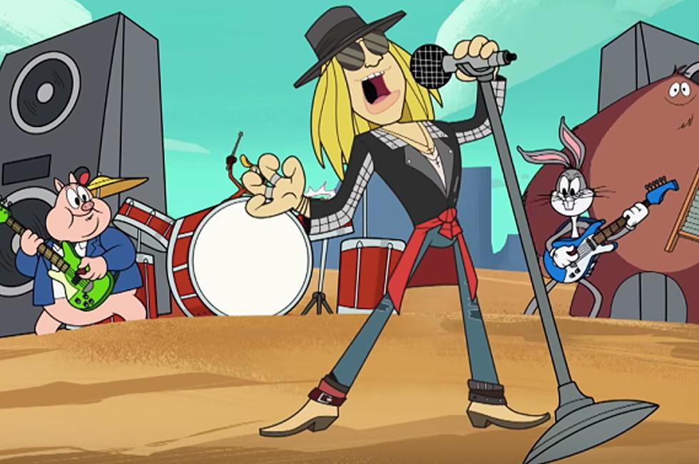 Looney Tunes | Rock the Rock - Axl Rose
