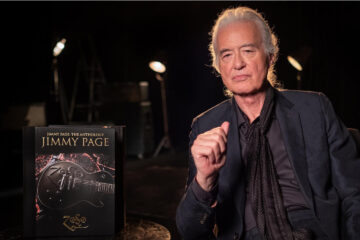 Džimi Pejdž/Photo: facebook@jimmypage