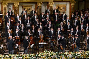Bečka filharmonija/Photo: facebook@Vienna Philharmonic / Wiener Philharmoniker/Benedikt Dinkhauser