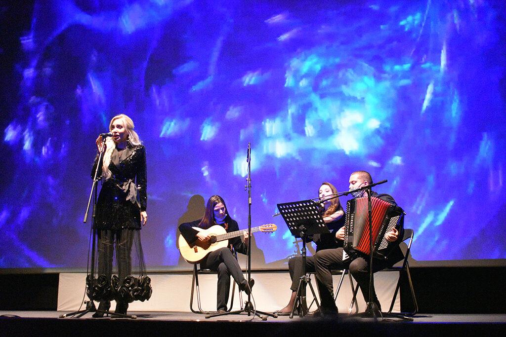 Anastasija Holc, Merlinka festival/ Photo: KomunikArt