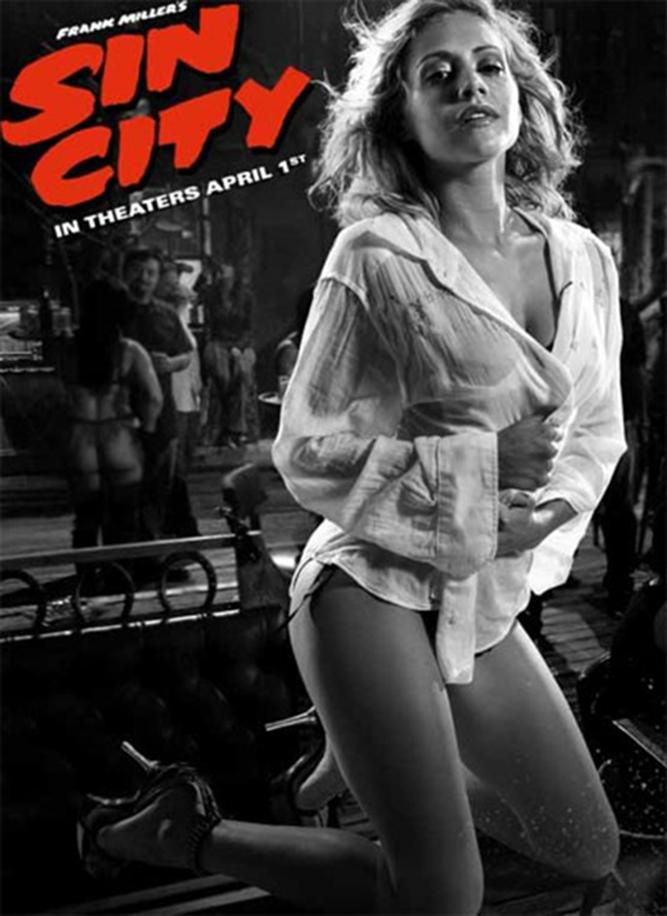 Britani Marfi, Sin City promo