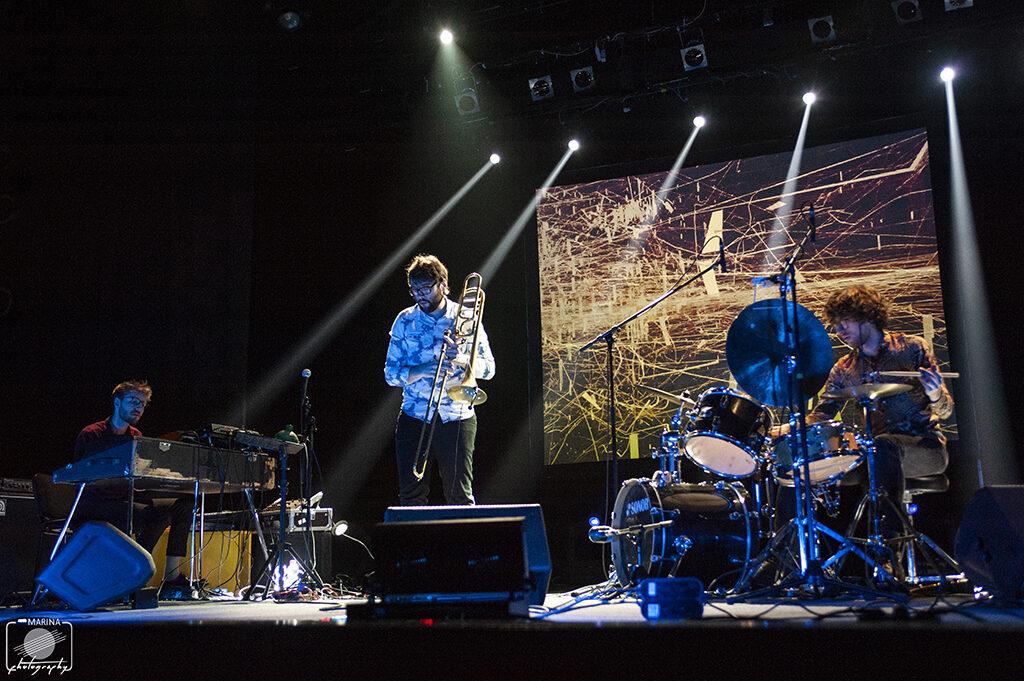 Fillipo Vignato Trio (Beogradski jazz festival 2020)/ Photo: Marina Pešić