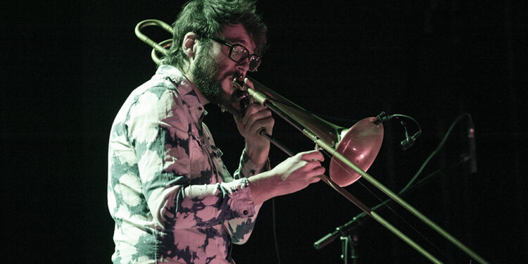 Fillipo Vignato  (Beogradski jazz festival 2020)/ Photo: Marina Pešić