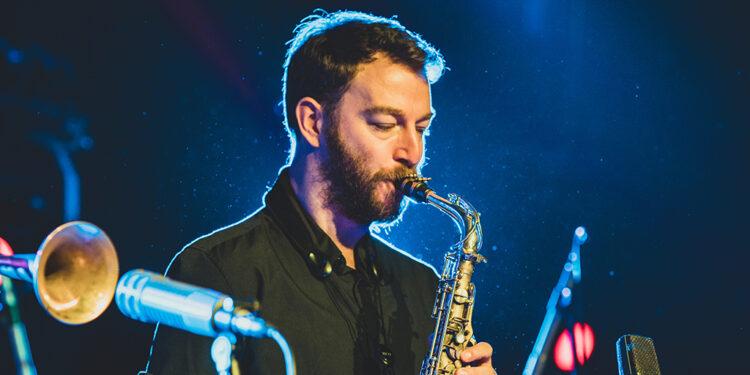 Luka Ignjatović  (Beogradski jazz festival 2020)/ Photo: Tanja Drobnjak