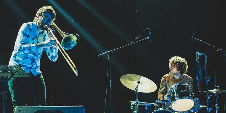 Fillipo Vignato Triio (Beogradski jazz festival 2020)/ Photo: Tanja Drobnjak
