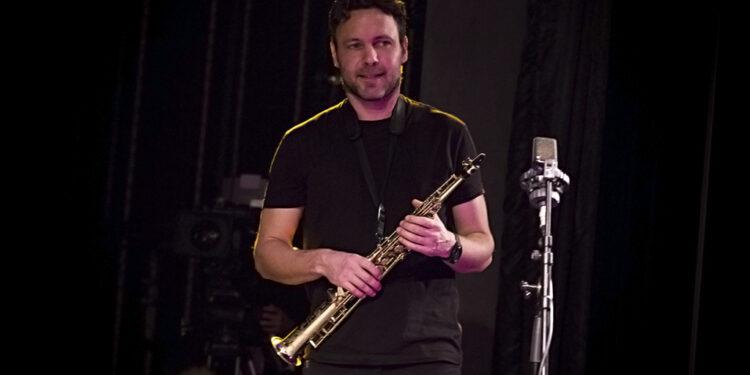 Romed Hopfgartner (Beogradski jazz festival 2020)/ Photo: AleX