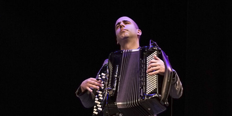 Marko Živadinović (Beogradski jazz festival 2020)/ Photo: AleX