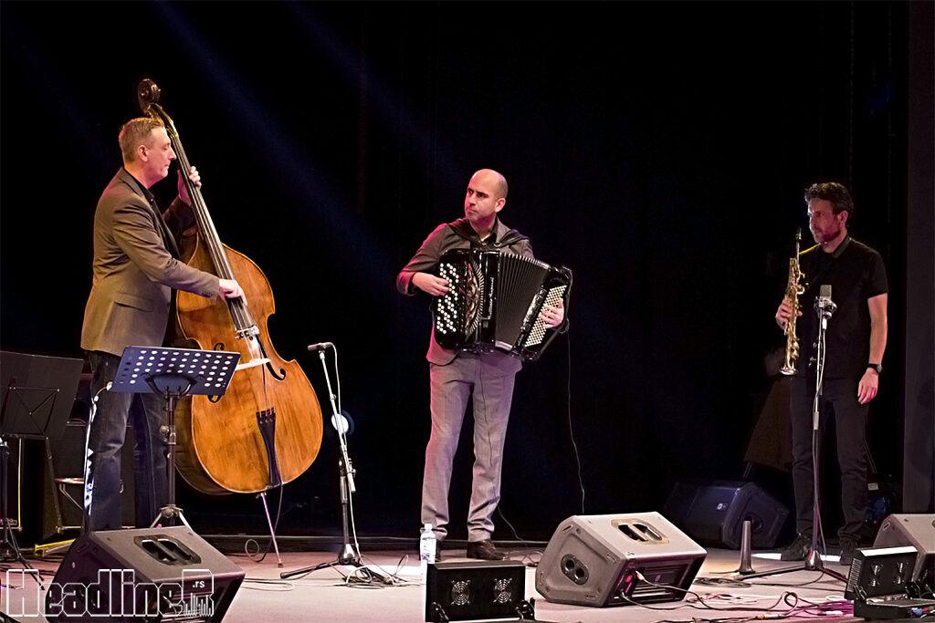 Nenad Vasilić trio (Beogradski jazz festival 2020)/ Photo: AleX