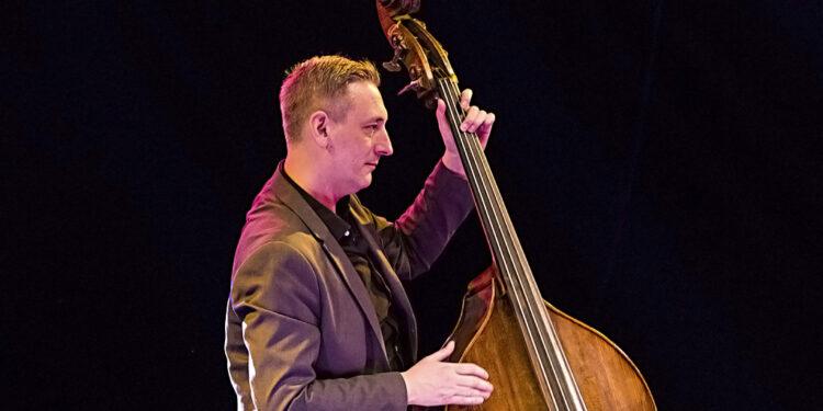 Nenad Vasilić (Beogradski jazz festival 2020)/ Photo: AleX