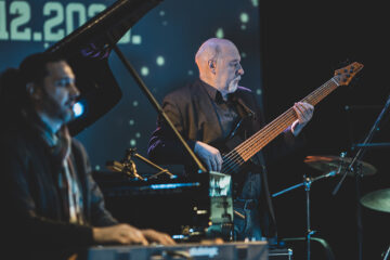 Beogradski jazz festival 2020/ Photo: Tanja Drobnjak