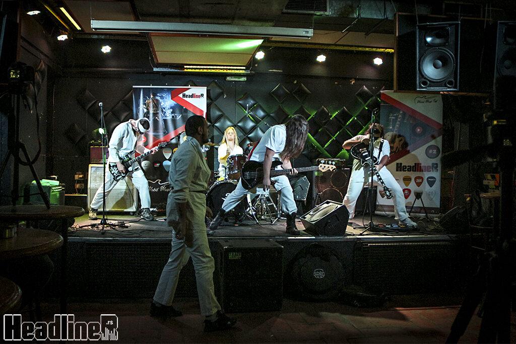 Sanitarium (MMF 2020, Klub Fest)/ Photo: AleX