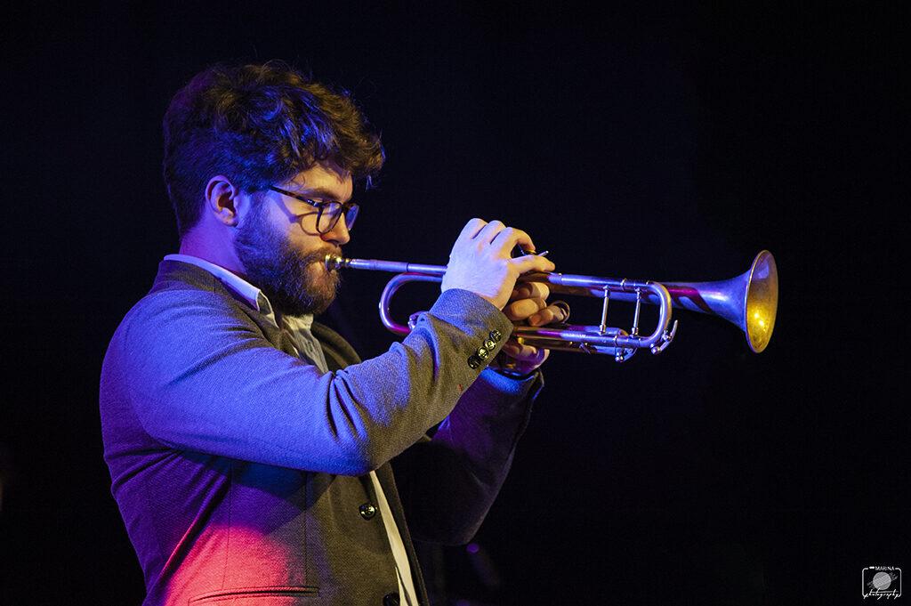Ivan Radivojevic (Beogradski jazz festival 2020)/ Photo: Marina Pešić