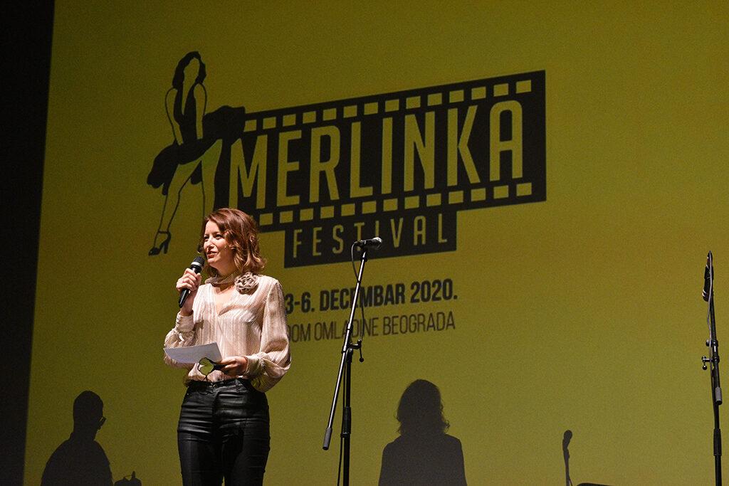 Jelena Stupljanin, Merlinka festival/ Photo: KomunikArt