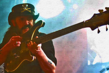 Lemmy/Photo:; facebook@OfficialLemmy