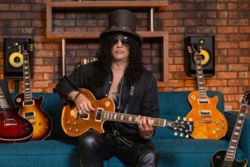 Sleš/Photo: Gibson promo