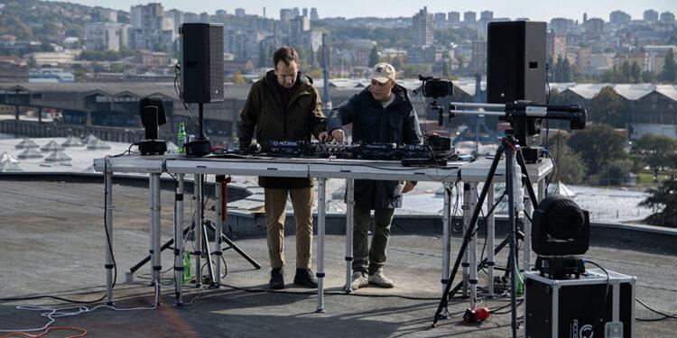 Feloneezy & Stevie Whisper/ Photo: Miloš Radovanović (promo, Apgrade)