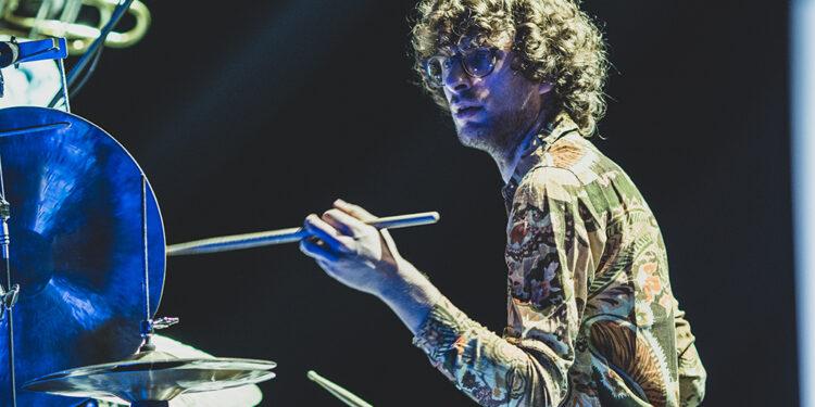 Attila Gyárfás (Beogradski jazz festival 2020)/ Photo: Tanja Drobnjak