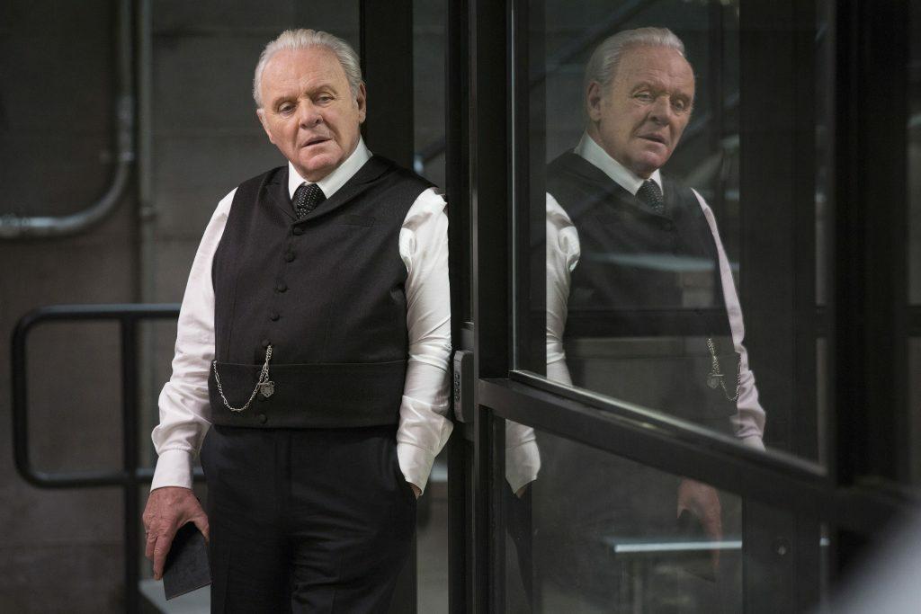 Entoni Hopkins/Photo: HBO promo