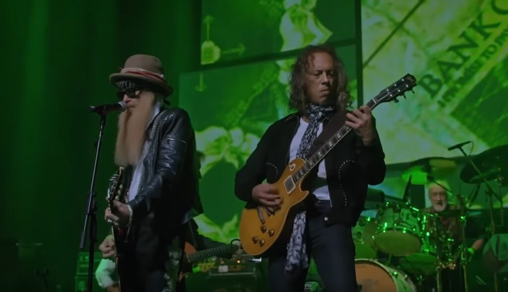 Mick Fleetwood & Friends/Photo: YouTube printscreen