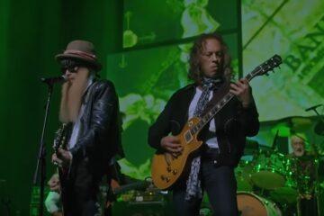 Mick Fleetwood & Friends/Photo: YouTube printscreen