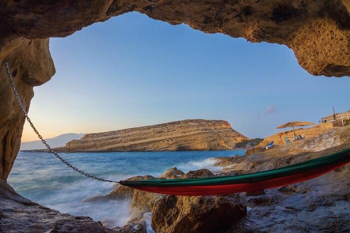 Matala/Photo: Shutterstock