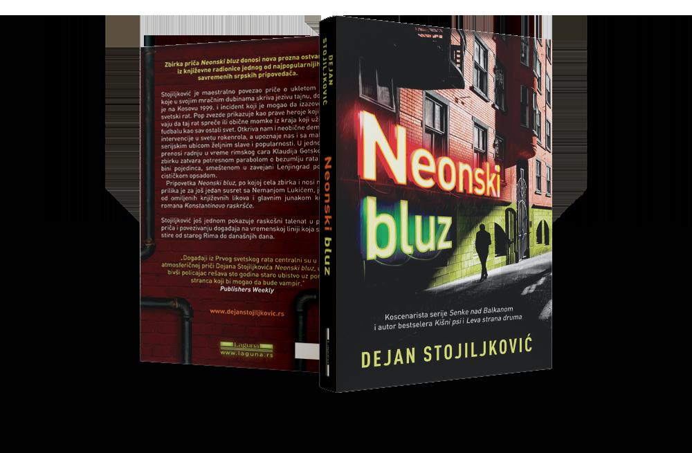 Neonski bluz/ cover