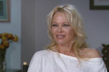 Pamela Anderson/Photo: YouTube printscreen