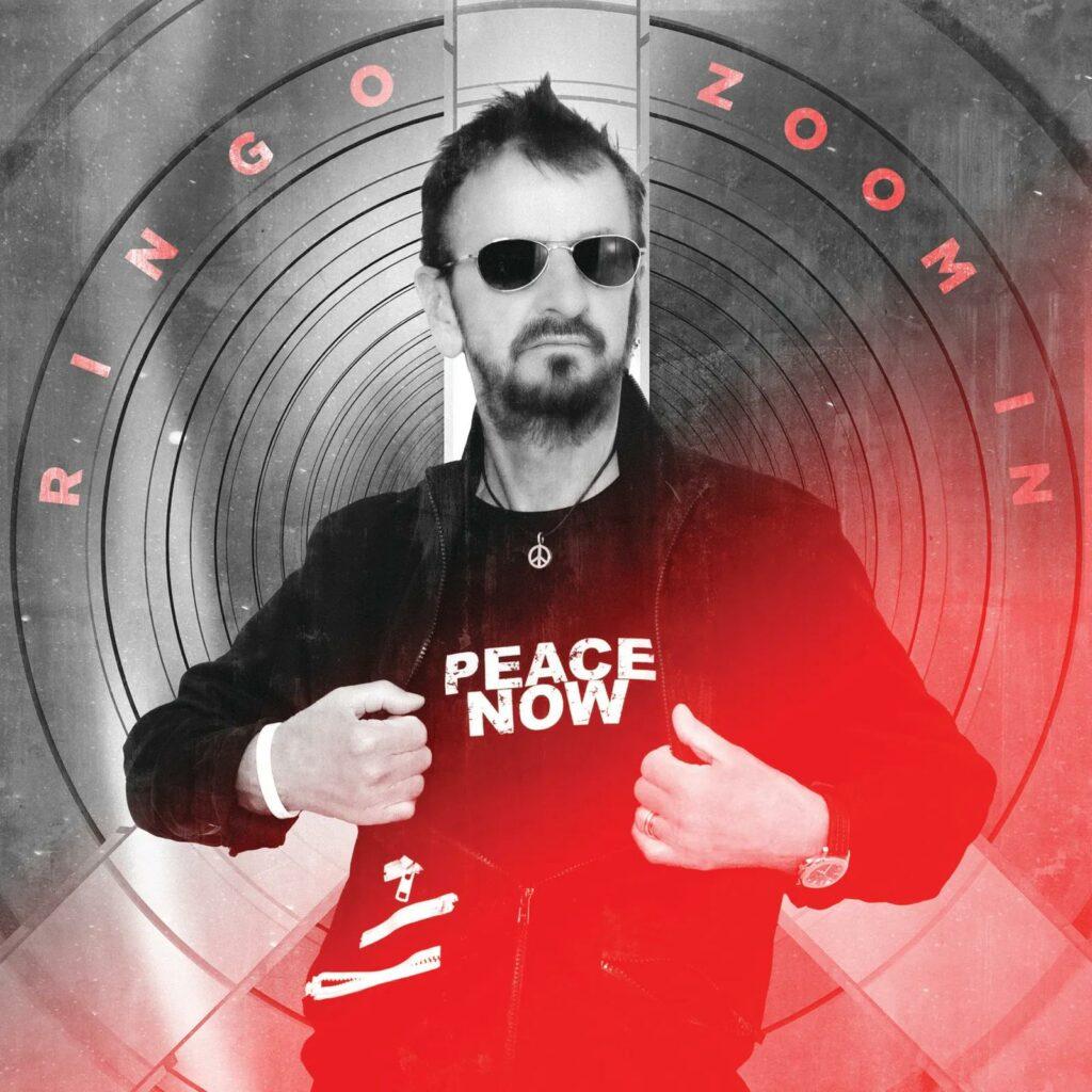 Ringo Star, Zoom In, cover