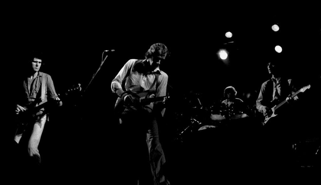 Dire Straits/Photo: facebook@DireStraits