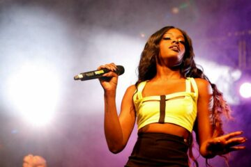 Azilija Benks/Photo: facebook@azealiabanksmusic