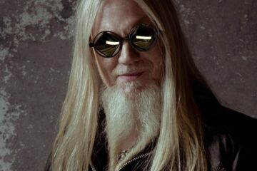 Marko Hietala/Photo: facebook@markohietalaofficial