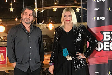 Branka Glavonjić i Dejan Nikolić/ Photo: Promo (RTS)