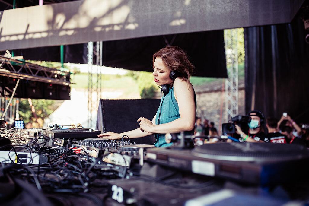 Nina Kraviz/ Photo: Promo (Exit)
