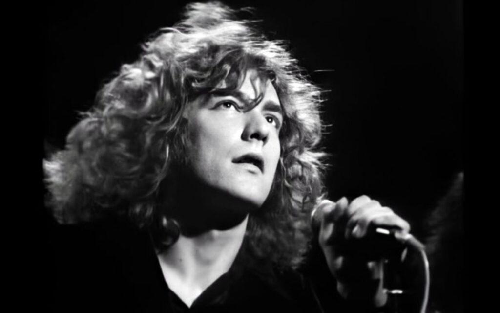 Robert Plant/Photo: YouTube printscreen